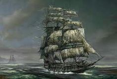 Legend of the flying dutchman