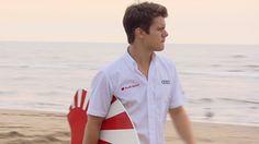 #DTM Driver portrait Adrien Tambay 2012