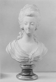 Marie Antoinette (1755-93)  Sèvres Manufactory   Date: 1821
