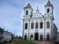 São Félix, Bahia - Brasil - Matriz Menino Deus