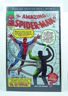 THE AMAZING SPIDER-MAN - COLLECTIBLE SERIES VOLUME 6