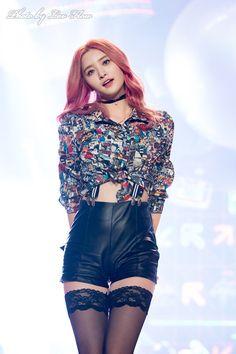 EXID Junghwa - Born in South Korea in 1995. #Fashion #Kpop