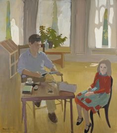 Hunters & Gatherers at Home: The New England look of Fairfield Porter