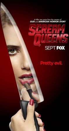 Created by Ian Brennan, Brad Falchuk, Ryan Murphy.  With Emma Roberts, Skyler Samuels, Lea Michele, Glen Powell. On the twentieth anniversary of a 1995 sorority pledge which went wrong, a college campus is rattled by a series of murders.