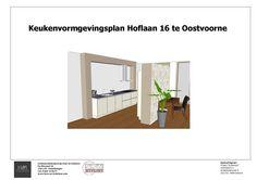 Keukenontwerp Siematic Oostvoorne | Huis & Interieur: de ontwerptekeningen