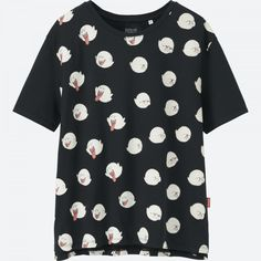 Nintendo T-Shirts at Uniqlo - Super Mario Boo ghosts Nerd Tshirts, Tank Top Shirt, T Shirt, Tank Tops, Fandom Fashion, Kawaii Clothes, Kawaii Fashion, Uniqlo, Nintendo