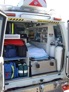Ambulance Vehicles