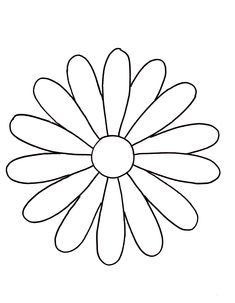 Daisy Painting - Step By Step Painting - Tutorial for Beginners Christmas Paintings On Canvas, Simple Canvas Paintings, Easy Canvas Painting, Christmas Canvas, Diy Canvas Art, Acrylic Canvas, Daisy Flower Drawing, Simple Flower Drawing, Flower Pattern Drawing
