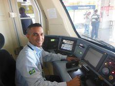 Pregopontocom Tudo: Visita a linha 2 do metrô de Salvador - Trecho Rodoviária/Pituaçu...