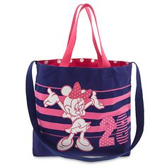 Minnie Mouse Tote Bag   Disney Store