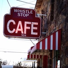 Whistle Stop Cafe ~ Decatur, TX