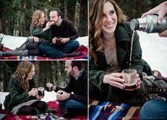 Hey Baby, I Think I Wanna Marry You :: {Washington, PNW, Portland, Oregon Engagement, Wedding Photographer}