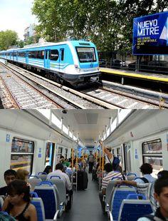 Trenes Argentinos: Inauguramos el #TrenMitre, ramal Suárez  - https://www.youtube.com/watch?v=CJVMkcLHNLE