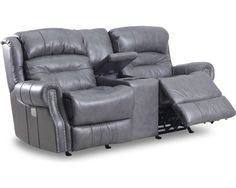 Giorgio Reclining Rocking Console Loveseat - Loveseats - Sofas and Loveseats | Lane Furniture