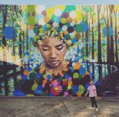 New Street Art by Jimmy C found in Adelaide Australia