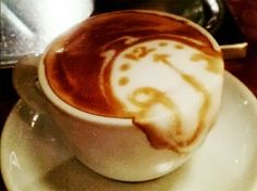 Salvador Dali & Coffee