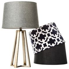 Linear Brushed Silver Mix & Match Lamp, $20-$42 | 29 Stylish Home Accessories Under $100 To Upgrade Any Guy's Pad