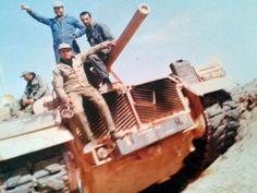 M48A5 during Western Sahara War 1985.