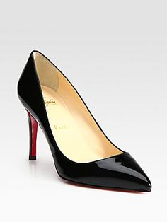 Christian Louboutin Pigalle 85 Patent Pumps...if someone can get me these..that'll be great