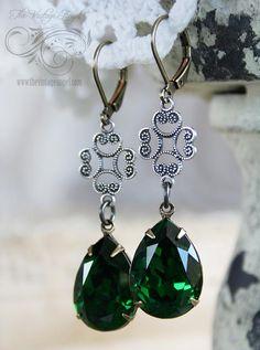Celtic Song Earrings