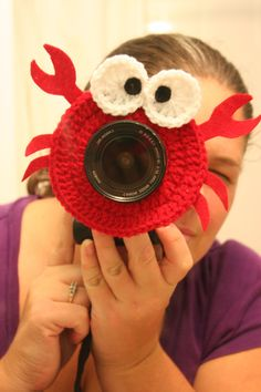 Lens Buddy Shutter Helper Crazy Crab.  I can think of several photographer friends that would love this :-)