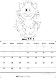 """Résultat de recherche d'images pour """"calendrier mars 2016"""""""