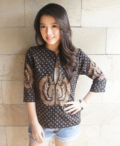 Truntum Gurdo Blazer   batik kultur