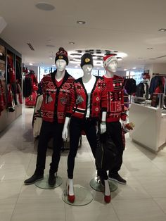 Don't wait until the last minute to find your ugly sweater! Check out our new #Blackhawks sweaters today!