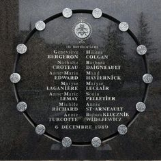 Montreal massacre Montreal massacre commemorated in Torontoamid social media calls to end  is Trending on WednesdayDecember 6 2017: