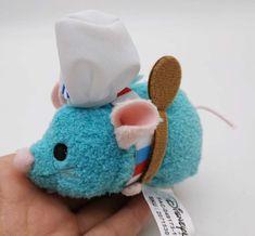 "3.5/"" Disney New Halloween Goofy Bat Tsum Tsum mini Soft Stuffed Plush Toy Doll"