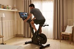 Bicicleta Volava Bike Bungalow House Design, Harry Styles, Stationary, Naruto, Gym Equipment, Running, Indoor Cycling, Fitness At Home, Tablet Stand