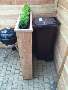 31 best trash can storage images hide trash cans gardening trash rh pinterest com