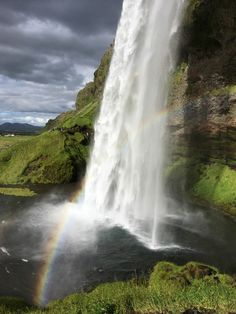 Waterfall, Island, Outdoor, Outdoors, Waterfalls, Islands, Outdoor Games, The Great Outdoors