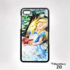Alice and the Wonderland for Blackberry Z10/Q10 cases