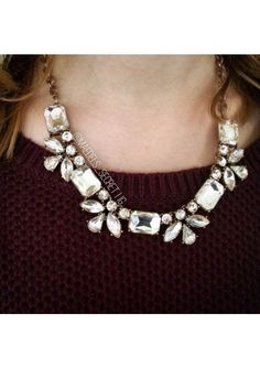 Tranquility Statement Necklace 24,95€ #happinessbtq