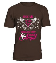 # OSCAR GUARDIAN ANGEL .  OSCAR GUARDIAN ANGEL  A GIFT FOR A SPECIAL PERSON  It's a unique tshirt, with a special name!   HOW TO ORDER:  1. Select the style and color you want:  2. Click Reserve it now  3. Select size and quantity  4. Enter shipping and billing information  5. Done! Simple as that!  TIPS: Buy 2 or more to save shipping cost!   This is printable if you purchase only one piece. so dont worry, you will get yours.   Guaranteed safe and secure checkout via:  Paypal | VISA…