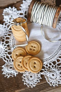 Salted Maple Button Biscuits by Squires Kitchen