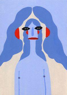 Vilnius-based illustrator Kissi Ussuki on her love affair with the colour pink Illustrations, Book Illustration, Mini Canvas Art, Grafik Design, Art Sketchbook, Collage Art, Cute Art, Art Inspo, Painting & Drawing