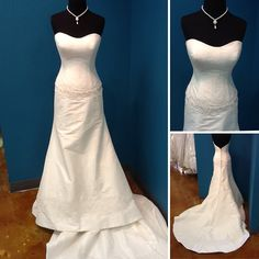 Allure lace wedding dress