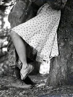 "Stanley Kubrick, ""Central Park, NY, 1946"", fotografia de Stanley Kubrick para a Look Magazine. Veja também: http://semioticas1.blogspot.com.br/2012/09/kubrick-no-metro.html"