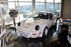 """1973 Porsche 911 RSR """"IROC"""""""