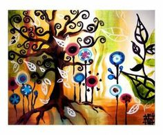 Natasha Wescoat - Tangle Tree