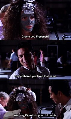 Gracie Lou Freebush? ~ Miss Congeniality (2000) ~ Movie Quotes #amusementphile