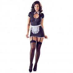 French Maid, Maids, Amazing Women, Pin Up, Stockings, Asian, Costumes, Model, Beautiful