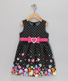 This sweet gem of a dress pulls on easily thanks to its back tie and zipper. Crisp cotton fabric plus a comfy cut means this sleeveless wonder will be as much of a pleasure to wear as it is to behold.100% cottonMachine wash; tumble dryImported