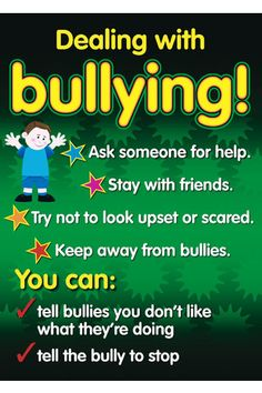 Essential resource for every classroom/teacher. What is bullying? How to deal with bullying? What are bystanders? How to be cybersmart! What is cyberbullying? Bullying Quotes, Stop Bullying, Anti Bullying Lessons, Anti Bullying Activities, Cyber Bullying Poster, Classroom Posters, Education Posters, Classroom Teacher, Classroom Resources