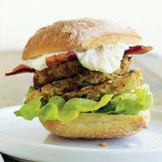 Bacon, Lettuce and Fried Green Tomato Sammies Recipe
