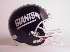 Full Size Deluxe Replica Helmet - Giants #NewYorkGiants