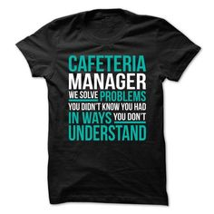 COOK-MANAGER - Hot Trend T-shirts