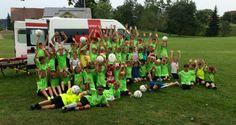 Viel Spaß beim 5. Leiblachtaler Fußballnachwuchscamp - Leiblachtal erleben